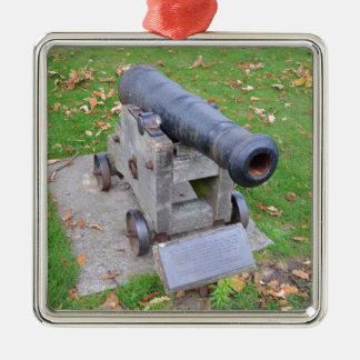 18世紀な大砲 メタルオーナメント