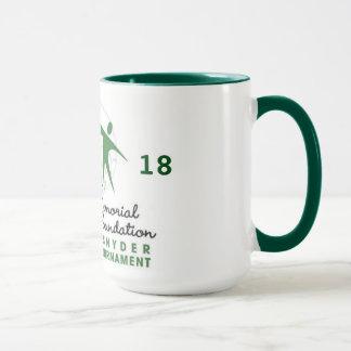 18年次記念するパトリシアSnyderのコーヒー・マグ マグカップ