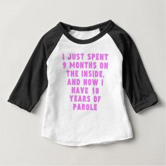 18年間の誓言 ベビーTシャツ