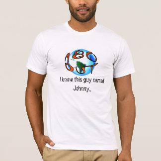180ロゴはちょうど祈ります Tシャツ