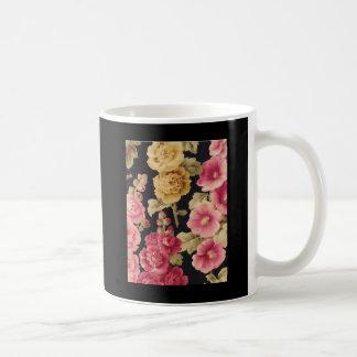 1800年代後期のロシア人の織物 コーヒーマグカップ