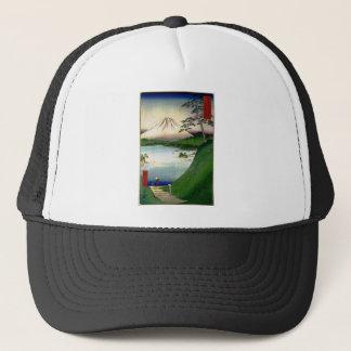 1800's頃日本の富士山 キャップ