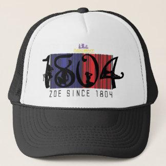 1804のシルエットの帽子 キャップ