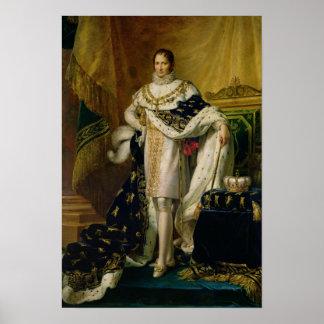 1808年後のヨセフBonaparte ポスター