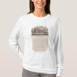 1809年7月6日のヴァグラムの戦い Tシャツ
