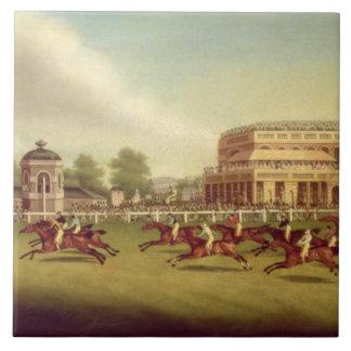 1812年のドンカスターSt. Leger -終わり(afte タイル