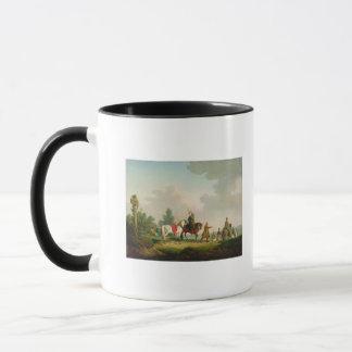 1812年1820年にパルチザン マグカップ