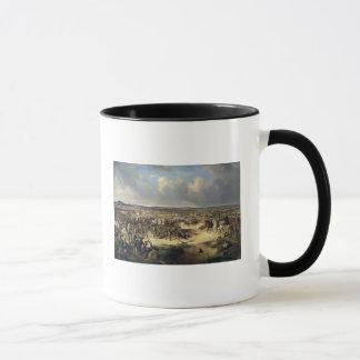 1814年3月17日のパリの戦い1834年 マグカップ