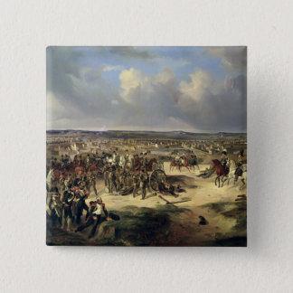 1814年3月17日のパリの戦い1834年 5.1CM 正方形バッジ