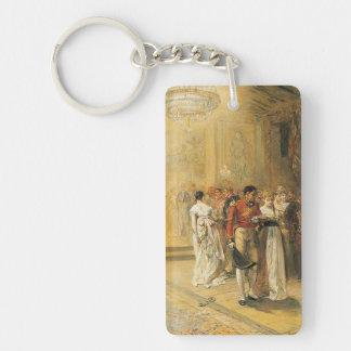 1815年にリッチモンドの球の公爵夫人 キーホルダー