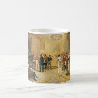 1815年にリッチモンドの球の公爵夫人 コーヒーマグカップ