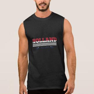 1815年以来のオランダ 袖なしシャツ