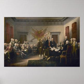 - 1819年独立宣言 ポスター