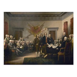- 1819年独立宣言 ポストカード