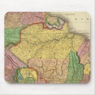 1823年に南アメリカ マウスパッド