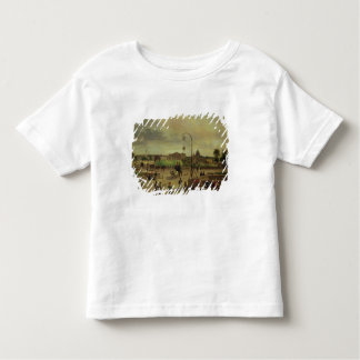 1829年にLaコンコルド広場 トドラーTシャツ