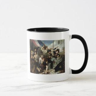 1830年の改革の場面 マグカップ
