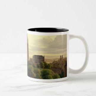 1830年1830年に中世町 ツートーンマグカップ