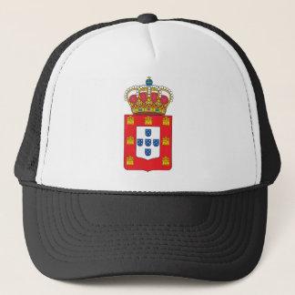 (1830年)ポルトガルの紋章付き外衣の王国 キャップ