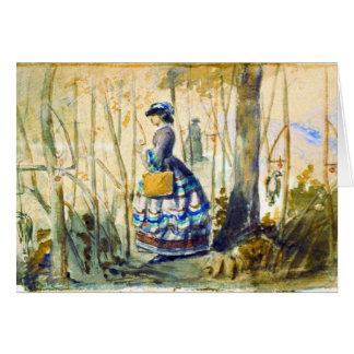 1834年を捜すつぐみ カード