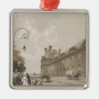 1839年にPavillon de Flore メタルオーナメント