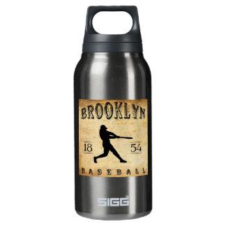 1854年のブルックリンニューヨークの野球 断熱ウォーターボトル