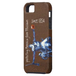 1854年以来のミズーリからのアメリカの保護 iPhone SE/5/5s ケース