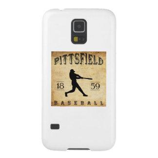 1859年のPittsfieldマサチューセッツの野球 Galaxy S5 ケース