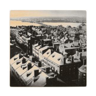 1859年: ボストン、マサチューセッツ市 ウッドコースター