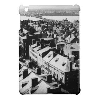 1859年: ボストン、マサチューセッツ市 iPad MINIカバー