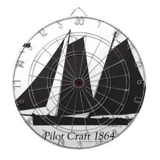 1864試験技術-贅沢なfernandes ダーツボード
