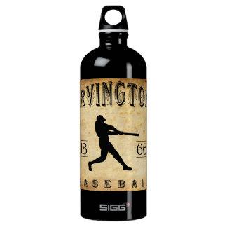 1866年のIrvingtonニュージャージーの野球 ウォーターボトル