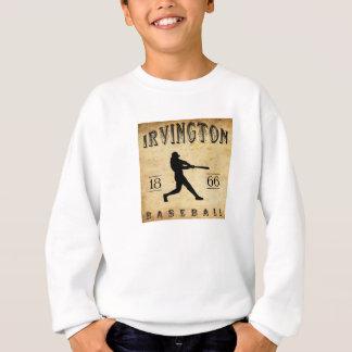 1866年のIrvingtonニュージャージーの野球 スウェットシャツ