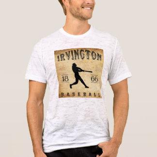 1866年のIrvingtonニュージャージーの野球 Tシャツ