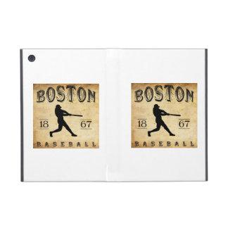1867年のボストンマサチューセッツ野球 iPad MINI ケース