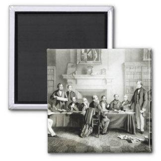 1867年1868年の主のダービーキャビネット マグネット