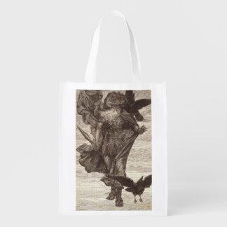1871年Odin、戦争の北の神の エコバッグ