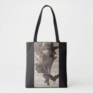 1871年Odin、戦争の北の神の トートバッグ