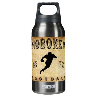 1872年のHobokenニュージャージーのフットボール 断熱ウォーターボトル