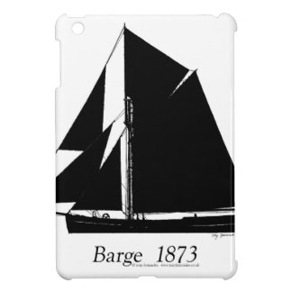 1873はしけ-贅沢なfernandes iPad miniカバー