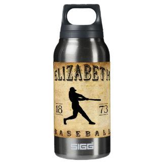 1873年のエリザベスニュージャージーの野球 断熱ウォーターボトル