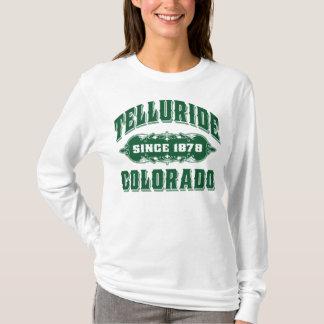 1878緑以来のテルル化物 Tシャツ