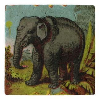 1880年代の旧式な象Trivet トリベット
