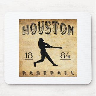 1884年のヒューストンテキサス州野球 マウスパッド