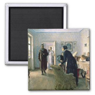 1884-88年予想外 マグネット