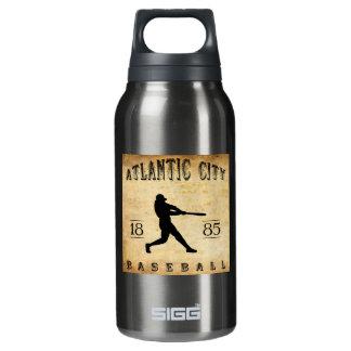 1885年のアトランティック・シティニュージャージーの野球 断熱ウォーターボトル