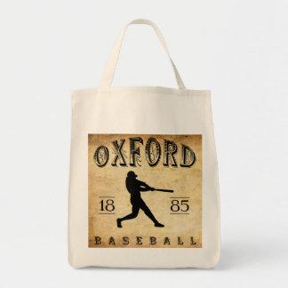 1885年のオックスフォードノースカロライナの野球 トートバッグ
