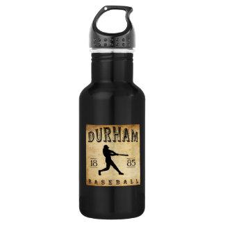 1885年のダラムノースカロライナの野球 ウォーターボトル