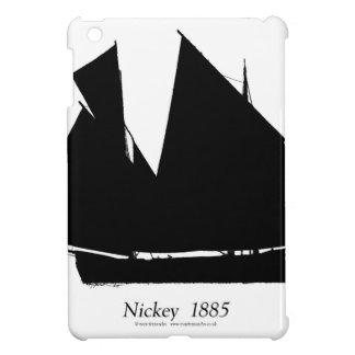 1885 Manx Nickey -贅沢なfernandes iPad Mini カバー