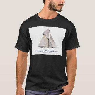 1886年のMayflower Tシャツ